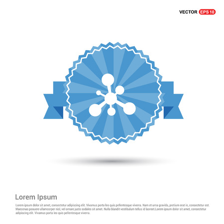 Network, share icon Stock Vector - 118369142