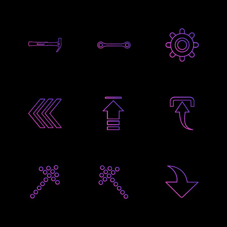 hammer , upload , back ,download , arrows , directions , left , right , pointer , download , upload , up , down , play , pause , foword , rewind , icon, vector, design,  flat,  collection, style, creative,  icons