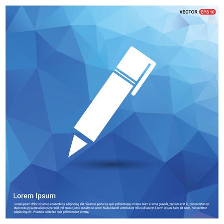 Writing pen icon