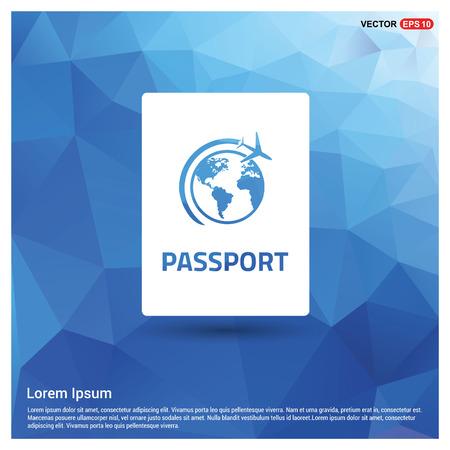 Passport Icon Web
