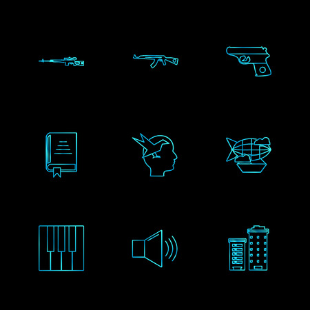 army ,  armour , tanks , guns , wars , rocket , missiles , helicopter, ships , boats , fighter plane , icon, vector, design,  flat,  collection, style, creative,  icons