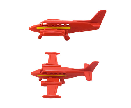 stock photograph: Plane toy