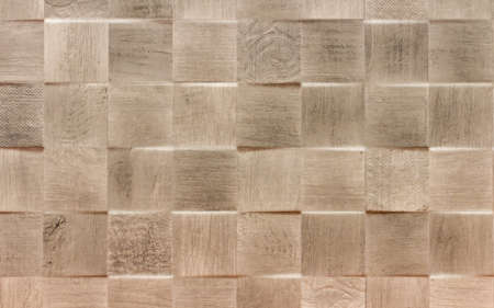 Close-up photo of gypsum wall tile texture background.