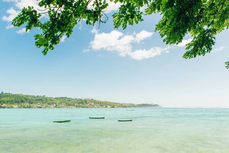 Lembongan tropical island is a main popular balinese attractions, famous for the clear, aqua blue water and activities like diving and snorkeling in Bali,