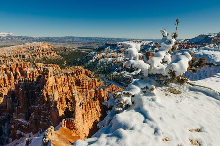 Bryce Canyon National Park in southwestern Utah.