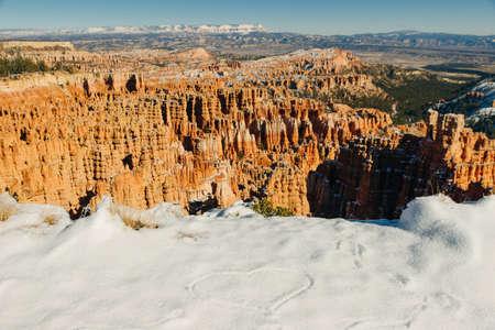 Bryce Canyon National Park in southwestern Utah.