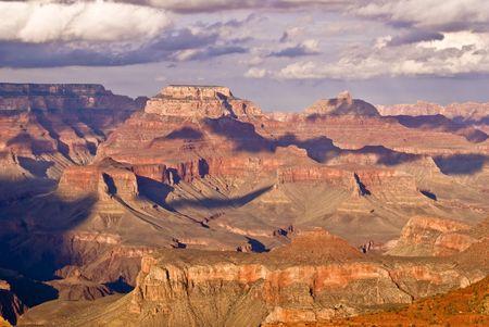 Panoramic view of the Grand Canyon. Arizona, USA photo