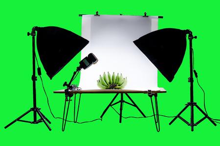 Light Studio Stock Photo