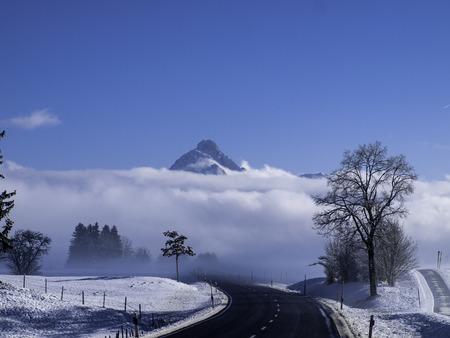 Mountains Bayern photo