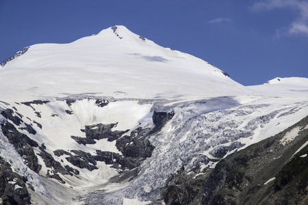 orte: Grossglockner Alps Stock Photo