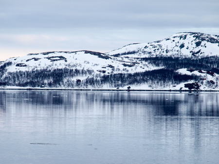 Norway in winter photo