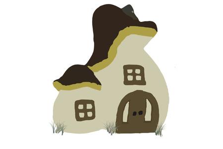 fables: Dwarf House