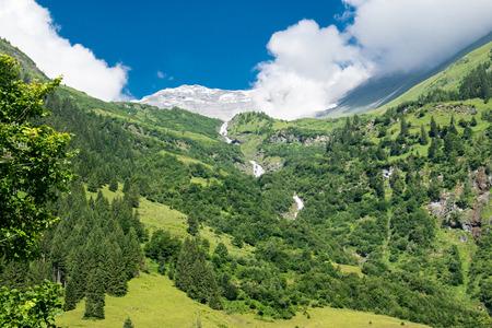hochalpenstrasse: Alps