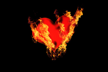 burning: Burning Heart