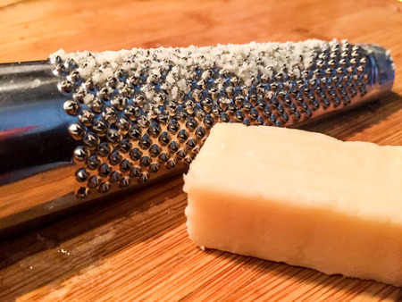 cheese grater: Cheese Grater Stock Photo