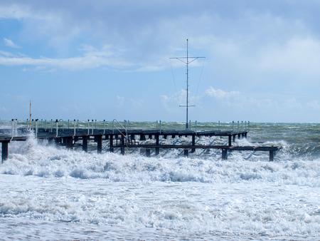 storm sea: Storm Sea