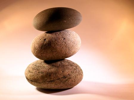 balanced rocks: Zen