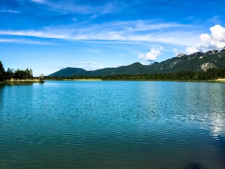 brine: lake
