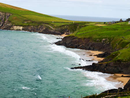 Coast Ireland Stock Photo