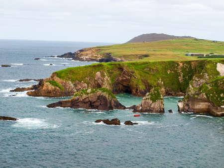 Coast Ireland Stock Photo
