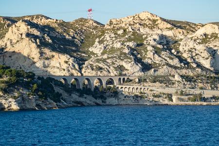 Marseilles seaview.