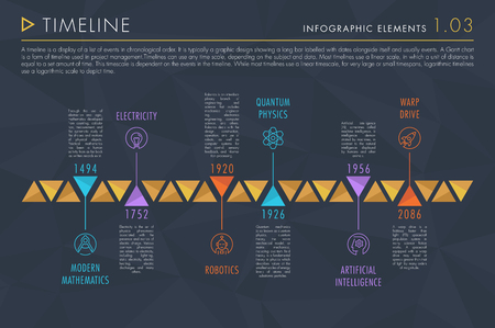 Infographic Elements Vol.1 - Timeline