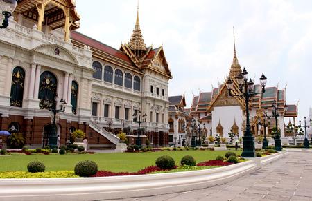 royal: Royal building in Bangkok