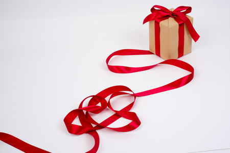 [Gift Set] Red Ribbon box