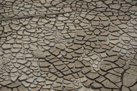 depletion: Dry land