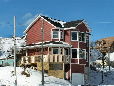 a piece of real estate in newfoundland canada