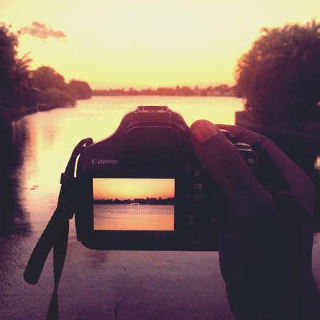 Wat een fotograaf ziet door hun oog