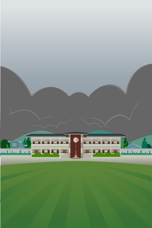dark cloud school