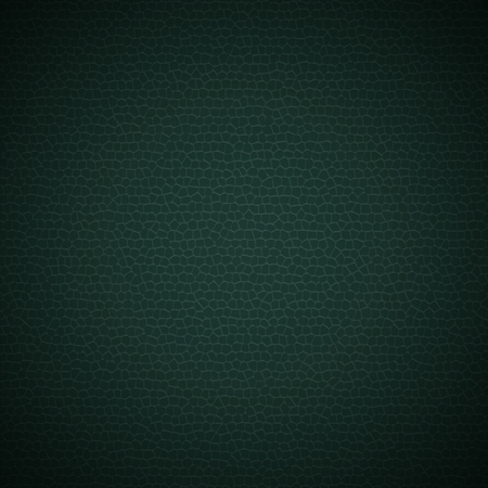 leather background: green leather background vector Illustration