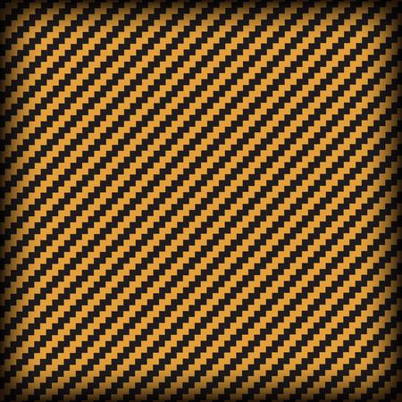 kevlar: kevlar black and orange background vector Illustration