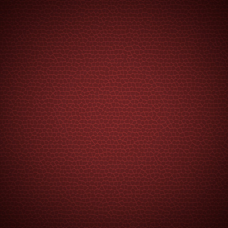 cowhide: brown leather background vector Illustration
