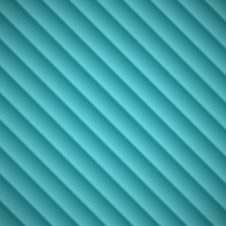 abstract blue lined embossed shadow background vector Illustration