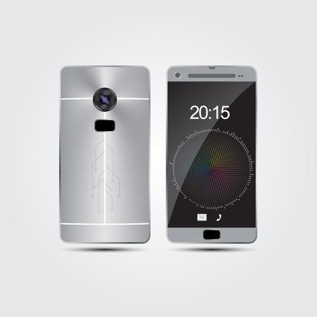 smart phone: smart phone Illustration vector