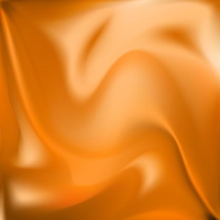 melkthee caramel textuur en achtergrond vector