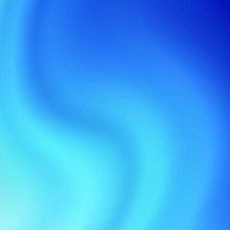 twist: abstract smooth twist blue background illustration