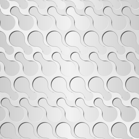 grid: abstract background metal texture, curve grid shape, vector Illustration