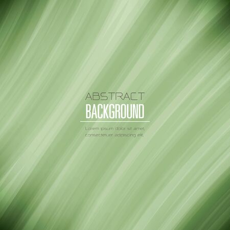 abstract green template, design the brush handwriting background, vector illustration