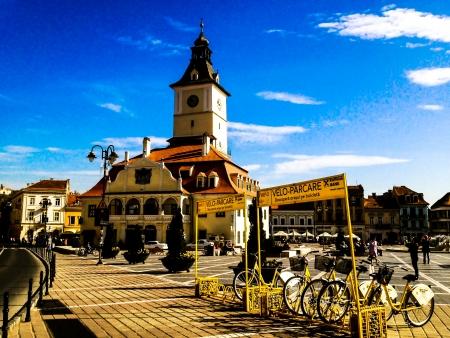 the council: Brasov Council Square  Piata, Sfatului