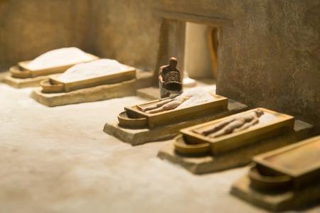 mummified: mummy making
