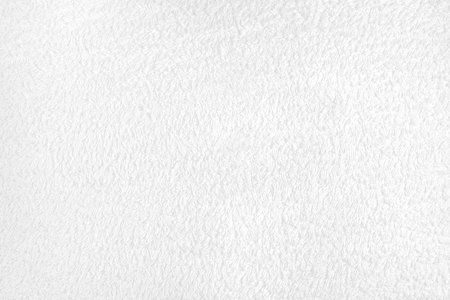 white towel: White towel
