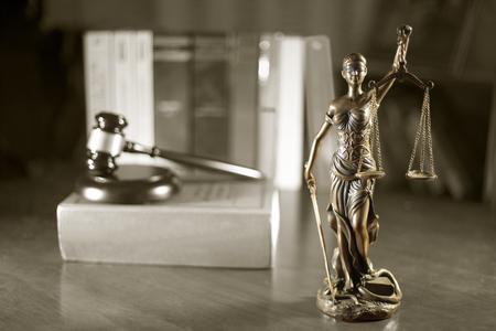 grundge: Justice (Sepia tone)