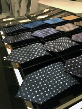 tailored: Men ties