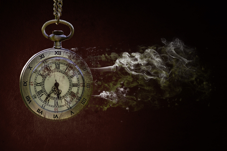 Time is passing away