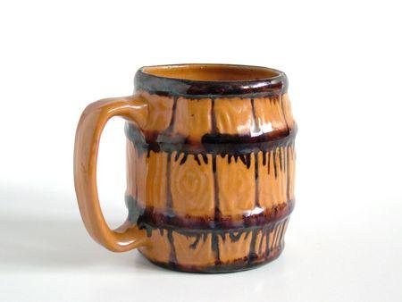 boozer: Clay Mug