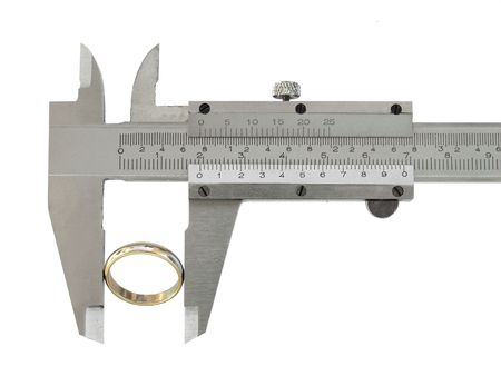 Measuring a ring