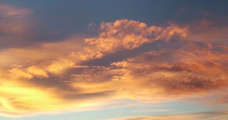 cloud drift: Red Clouds